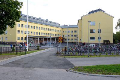 Harjurinteen koulu, Riihimäki