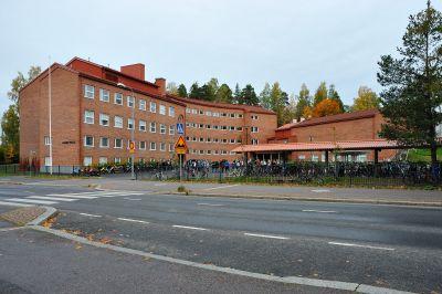 Karan koulu, Riihimäki